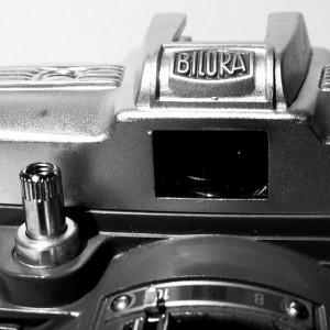 Analog kamera detalj