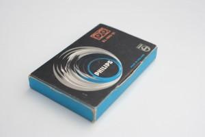 Första Philips Kassetten