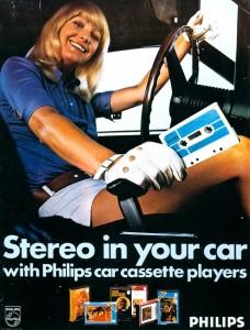 Kassettbandet - Praktiskt i Bilen!