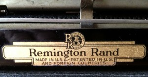 Remington Model 5 T_1