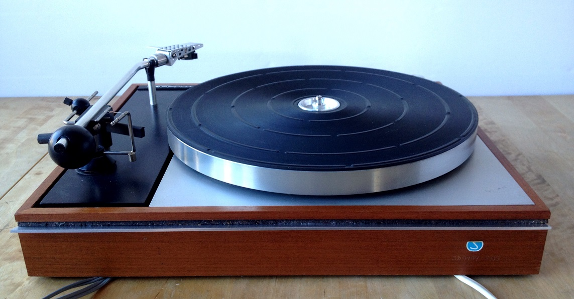 Thorens TD 150 MKII Vintage Skivspelare till salu