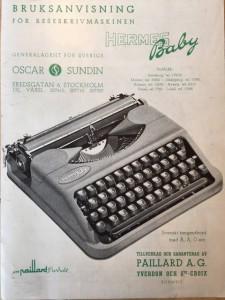 Hermes Baby manual