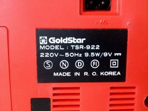 Goldstar tsr922_1