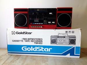 Goldstar TSR-922