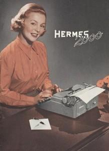 Hermes 2000 reklam