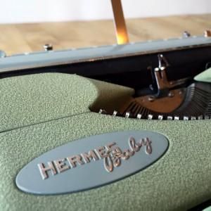 Hermes Baby 1960 4