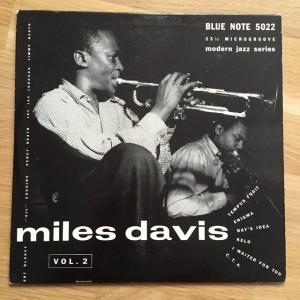 Miles Davis Blue Note 5022