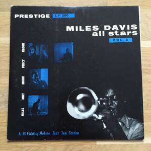 Miles Davis Prestige PRLP200