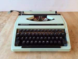 Silver Reed SR20 skrivmaskin