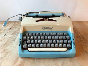 Consul 224 skrivmaskin