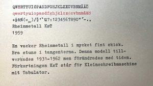 Rheinmetall textprov