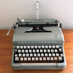 Torpedo skrivmaskin