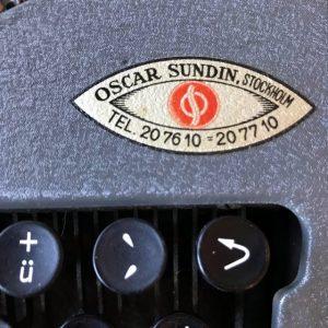 Oscar Sundin logo