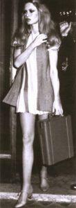 Brigitte Bardot Olivetti Valentine