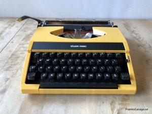 Silver reed skrivmaskin