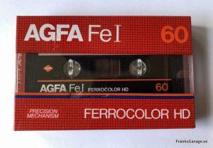 AGFA FeI 60
