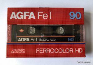 AGFA FeI 90