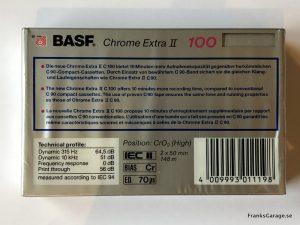 Basf Chrome Extra II 100 back