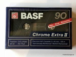 Basf Chrome Extra II 90 New