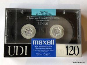 Maxell UDI 120