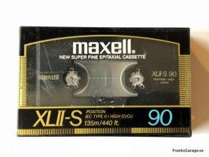 Maxell XLII-S 90