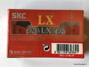 SKC LX 90 back