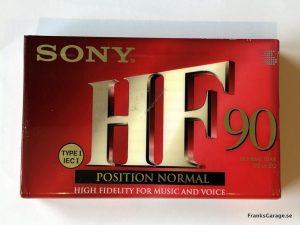Sony HF 90