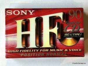 Sony HF90