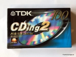 TDK CDing2 100