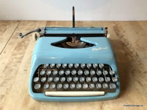 Diplomat skrivmaskin