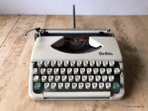 orbis skrivmaskin