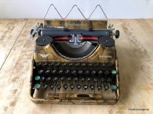 Continental skrivmaskin