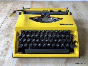 Triumph Tippa skrivmaskin